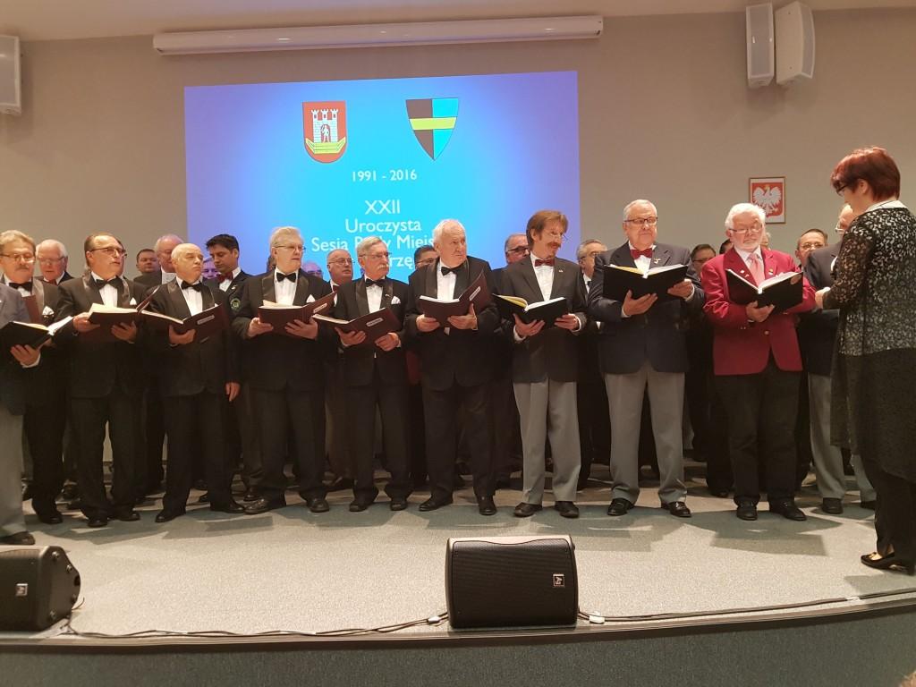 Wspólny występ Chórów Akord i Concordia