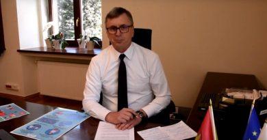 burmistrz youtube koronawirus Swarzędz