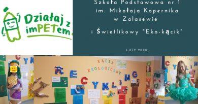 SP1 w Zalasewie konkurs