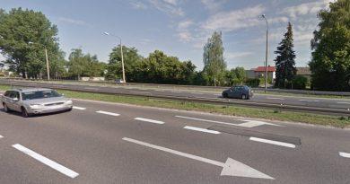 remont DK92 kierunku Kostrzyna