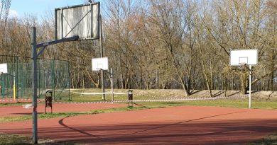 obiekty sportowe razie zamknięte