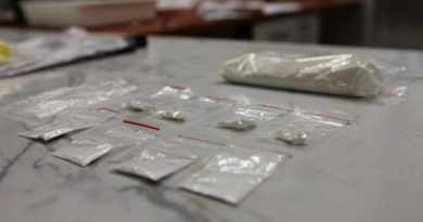 narcos Swarzędz pobicie kokaina
