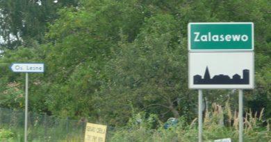 Gruszczyn Zalasewo bastiony Trzaskowskiego