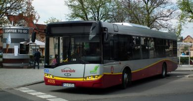drożej w Swarzędzkiej Komunikacji Autobusowej