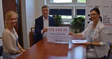 Bieżnia SP1 w Zalasewie dofinansowana