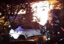 Podpalenie na osiedlu Kościuszkowców