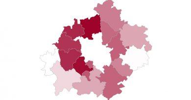 WYNIKI: powiat poznański Trzaskowski