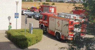gaz SARIN żart w Zalasewie