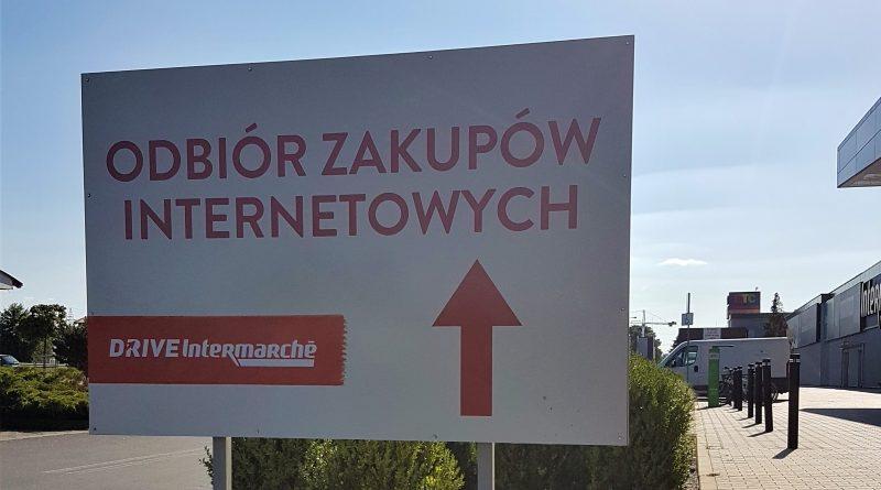 ETC Swarzędz Intermarché DRIVE