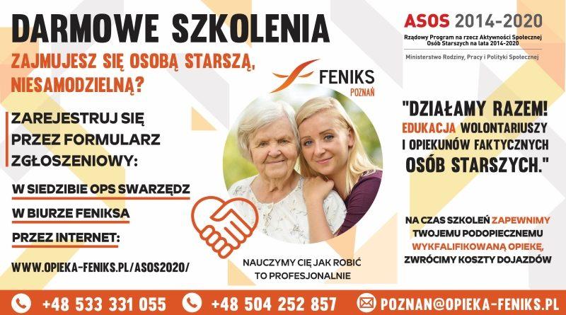 projekt edukacyjny osób starszych