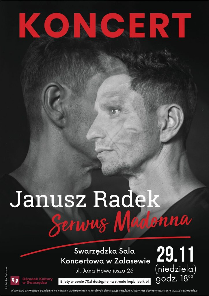 Koncert Janusz Radek w Zalasewie