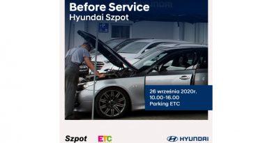 Bezpłatny przegląd samochodu w ETC Swarzędz