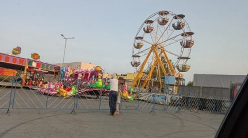 Lunapark Fiala wesołe miasteczko