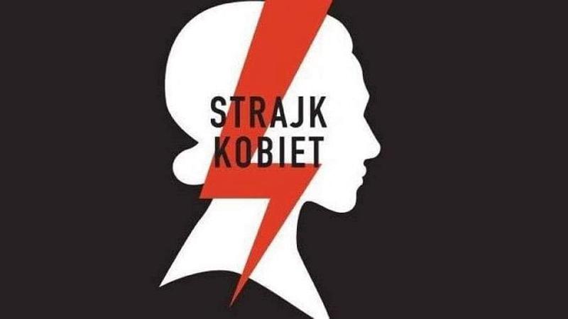 Strajk kobiet w Swarzędzu