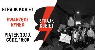 drugi strajk kobiet w Swarzędzu