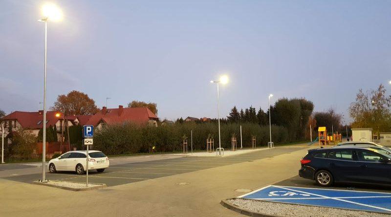 Parking przy ALDI będzie płatny