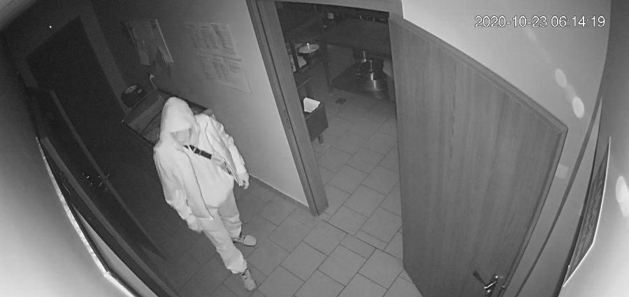 Kradzież w Jasinie policja poszukuje