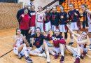 Koszykarski maraton młodzieżowe zespoły