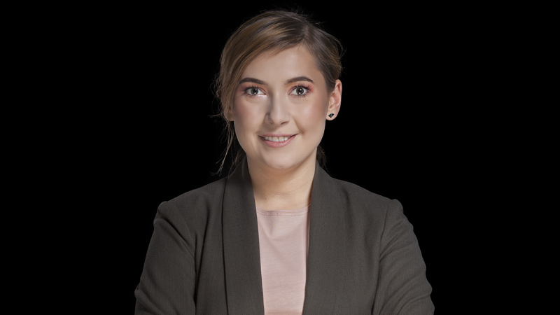 Siła jest kobietą Joanna Wojtysiak-Tierling