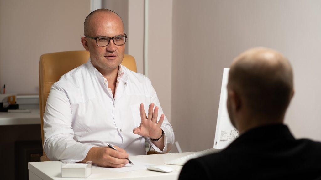 Bezpłatne konsultacje medyczne diagnosis