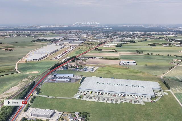 10 hektarów Panattoni Paczkowie