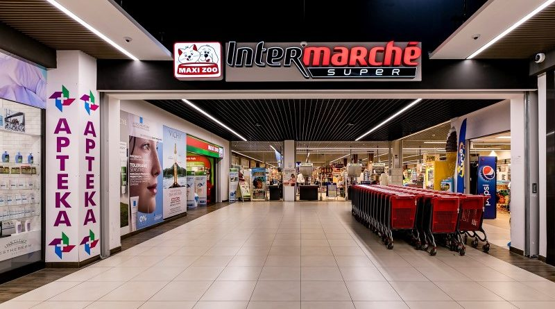 Intermarché w ETC Swarzędz otwarte