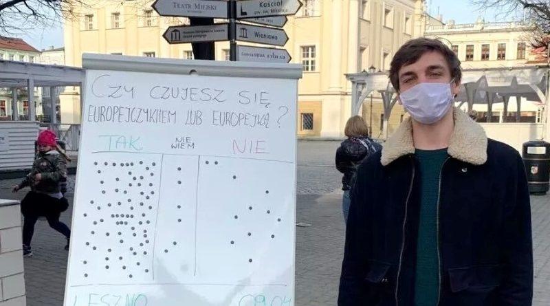 Europa się liczy na Rynku w Swarzędzu
