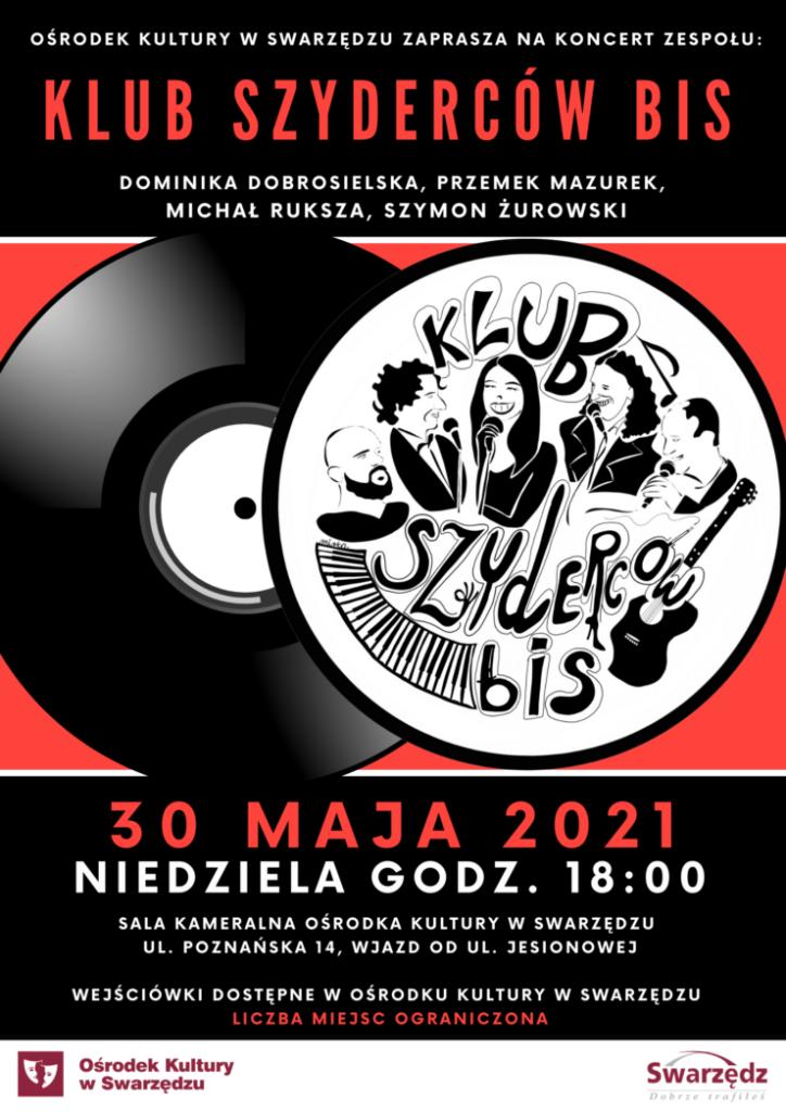 Koncert zespołu Klub Szyderców