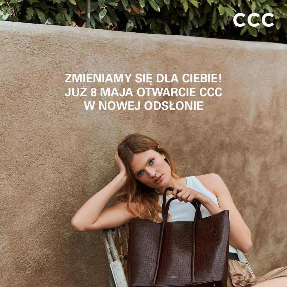 CCC zaprasza na zakupy