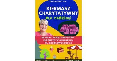 Kiermasz charytatywny dla Marzenki w EuroHotelu