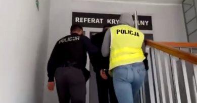 Kryminalni ze Swarzędza złapali złodziei