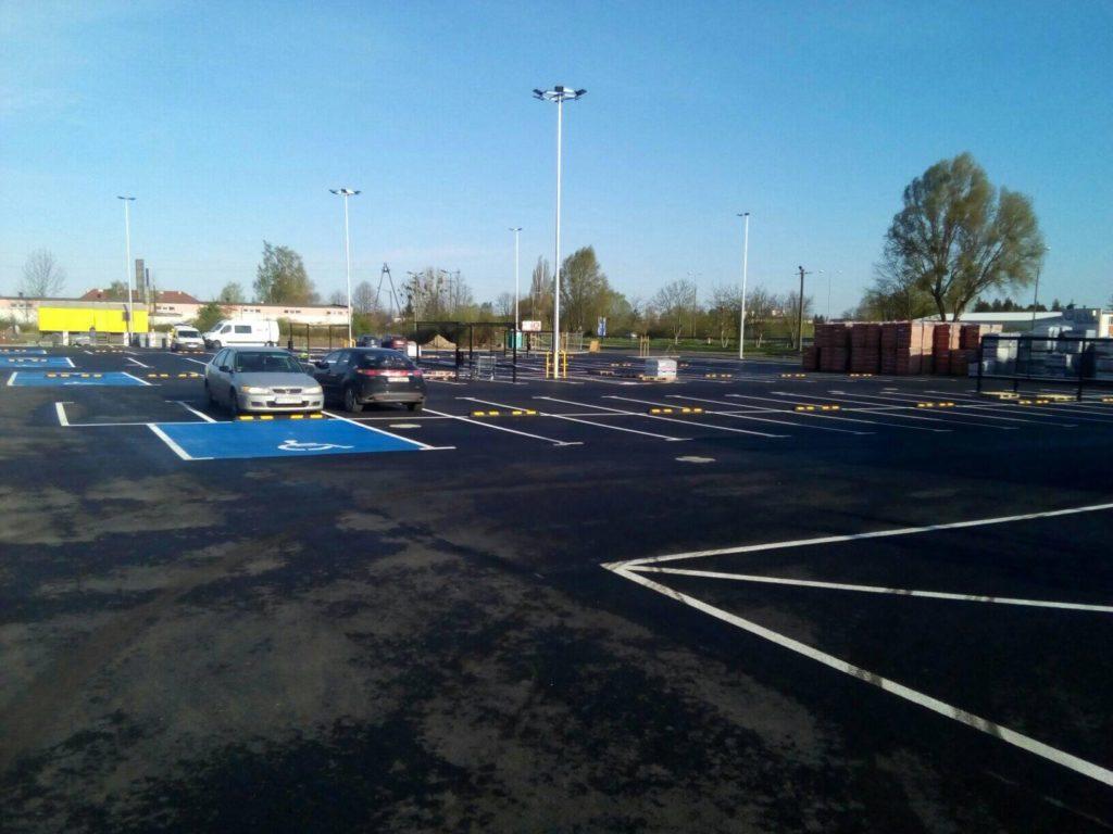 Leroy Merlin ma nowy parking