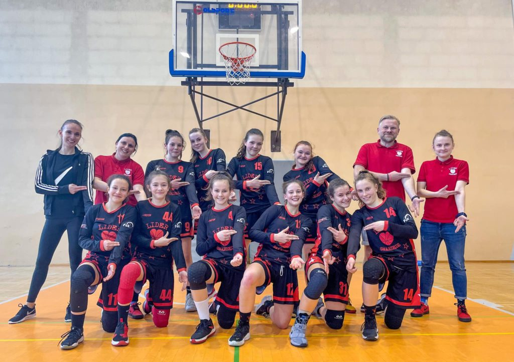 Kadetki w półfinale Mistrzostw Polski