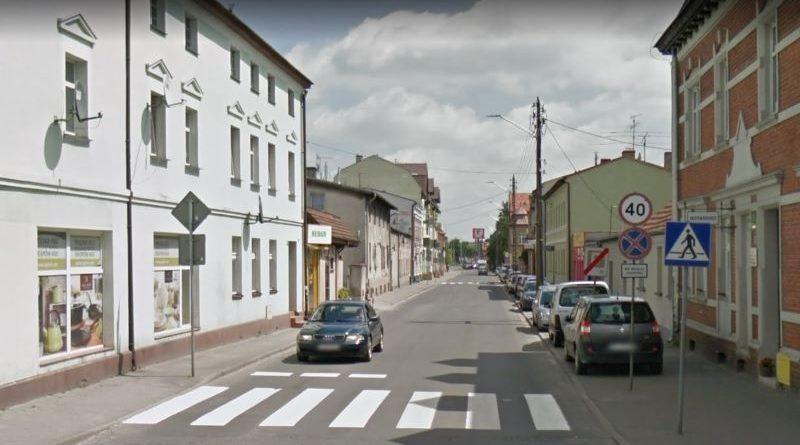 Ulica Wrzesińska zamknięta