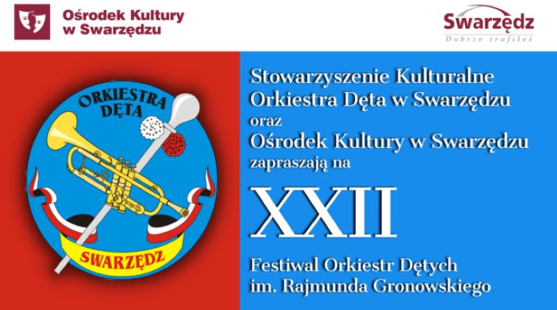 XXII Festiwal Orkiestr Dętych