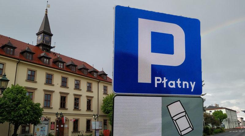 Bez opłat w Strefie Płatnego Parkowania