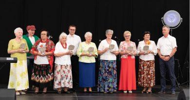 XII Spotkanie Zespołów Seniorskich