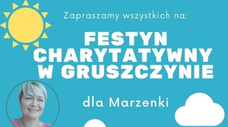 Festyn Charytatywny w Gruszczynie już w niedzielę