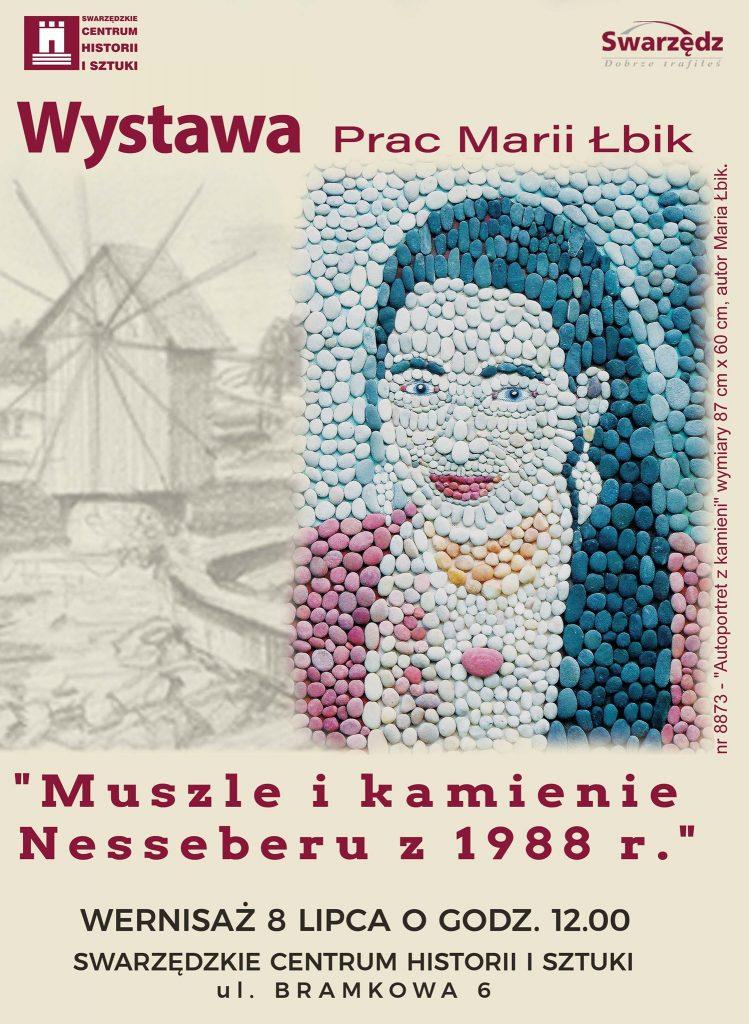 Wystawa prac Marii Łbik