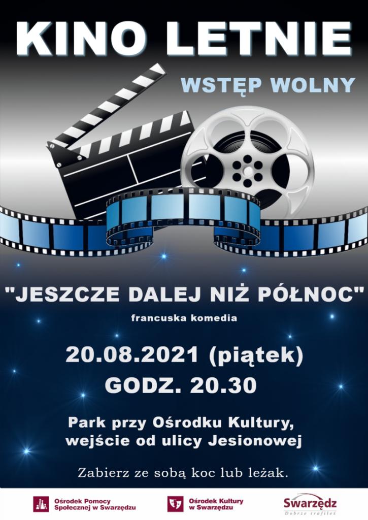 Kino Letnie w Swarzędzu