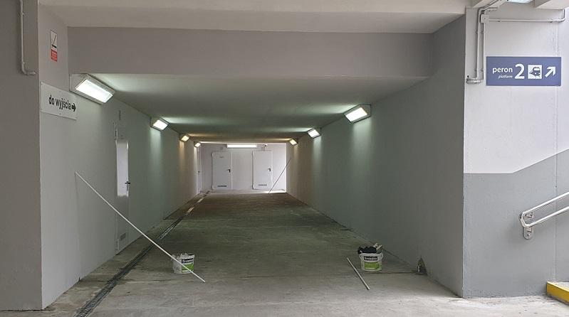 Rusza rozbudowa przejścia pod torami