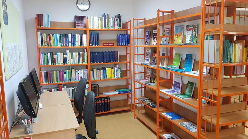 Biblioteka Pedagogiczna w nowej siedzibie