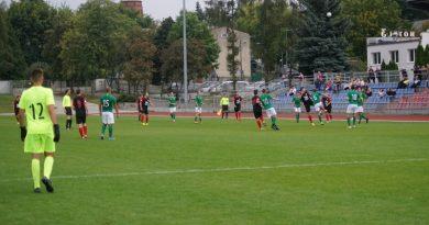Zimny kubeł na głowy Lidera: pierwszy mecz sezonu rozegrany u siebie
