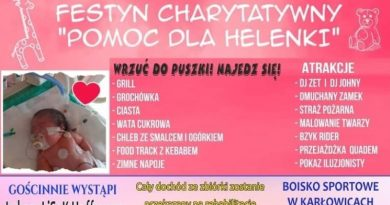 Festyn charytatywny Pomoc dla Helenki