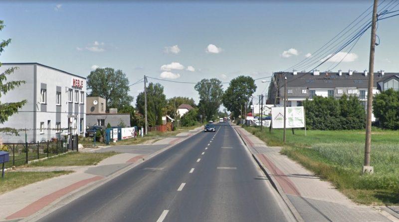 Utrudnienia na ulicy Kórnickiej w Zalasewie