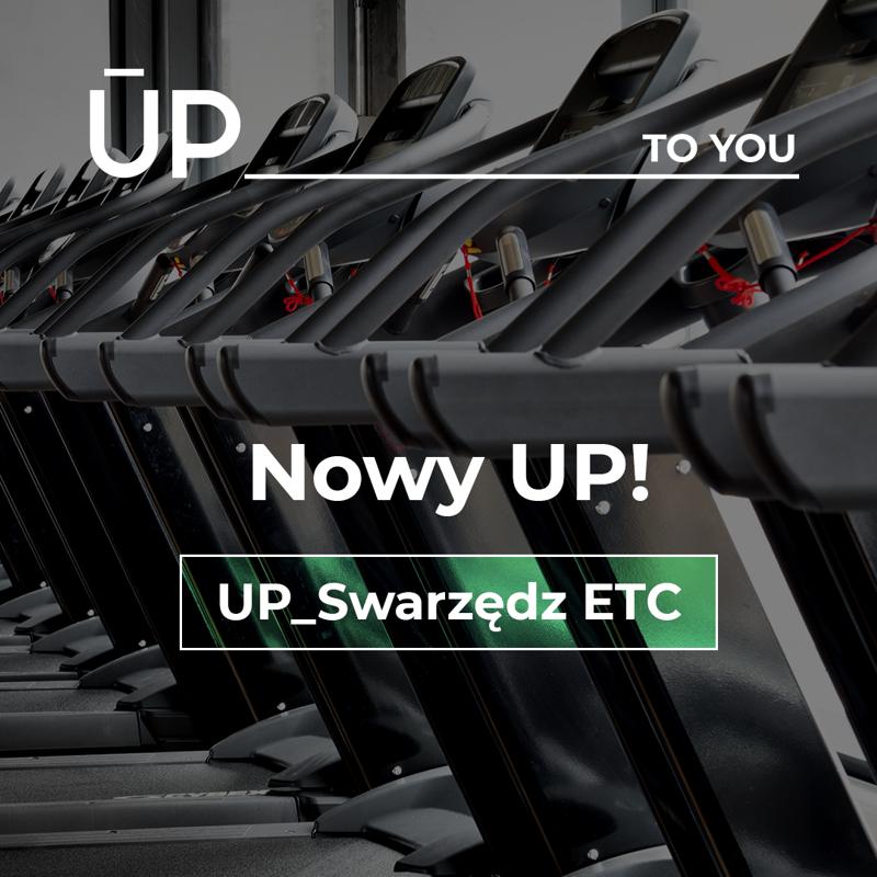 Nowy klub fitness w ETC